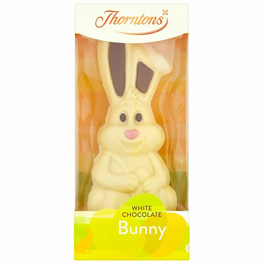 Thorntons Harry Hopalot White Chocolate Bunny
