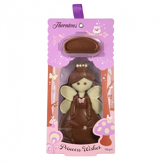 Thorntons Milk Chocolate Princess Wishes
