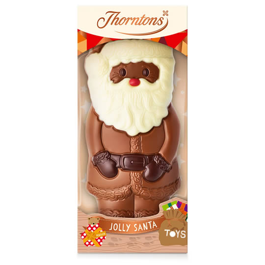 Thorntons Milk Chocolate Santa