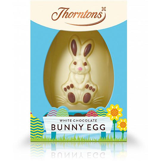 Thorntons Harry Hopalot White Chocolate Easter Egg