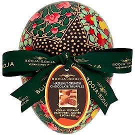 Booja-Booja Hazelnut Crunch Chocolate Truffles Easter Egg 138g
