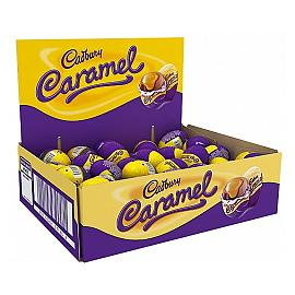 Cadbury Caramel Eggs Box of 48