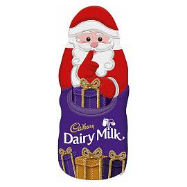 Cadbury Chocolate Santa 100g