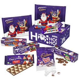 Cadbury Christmas Chocolate Gift Pack