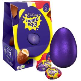Cadbury creme egg Large Easter Egg