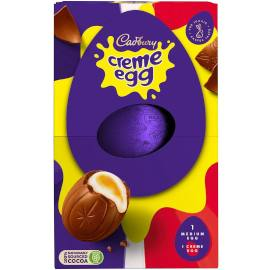 Cadbury Creme Egg Medium Easter Egg