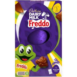 Cadbury Dairy Milk Freddo Faces Easter Egg