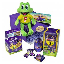 Cadbury Dairy Milk Freddo Treasures Egg Hamper