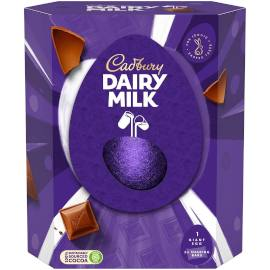 Cadbury Dairy Milk Giant Easter Egg