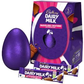 Cadbury Dairy Milk Marvellous Creations Easter Egg