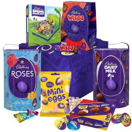 Cadbury Deluxe Easter Egg Gift Box