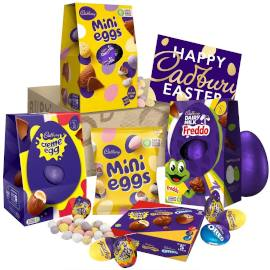 Cadbury Family Easter Egg Selection