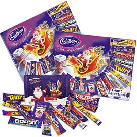Cadbury Giant Chocolate Selection Boxes