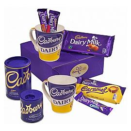 Cadbury Hot Chocolate Gift Set