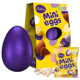 Cadbury Mini Eggs Easter Egg