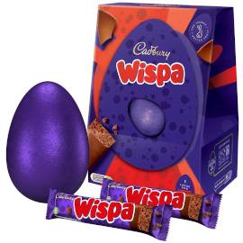 Cadbury Wispa Easter Egg