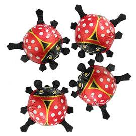 Chocolate Trading Co. Bag of 10 Milk Chocolate Ladybirds