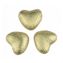Chocolate Trading Co. Gold Chocolate Hearts