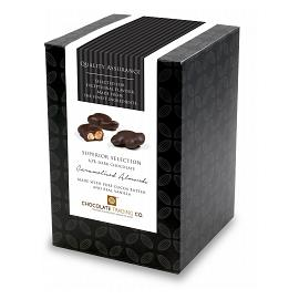 Chocolate Trading Co. Superior Selection 63% Dark Chocolate Caramelised Almonds