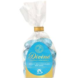 Divine Seriously Smooth Milk Chocolate Mini Eggs