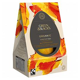 Green & Black's Butterscotch Milk Chocolate Easter Egg