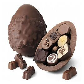 Hotel Chocolat Caramel Chocolate Extra Thick Easter Egg