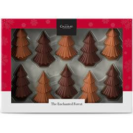 Hotel Chocolat Chocolate Christmas Trees