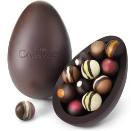Hotel Chocolat Chocolate Truffles Extra Thick Easter Egg