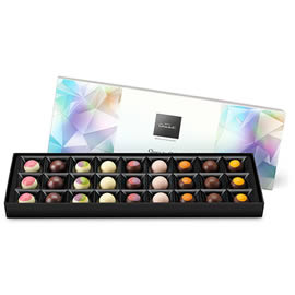 Hotel Chocolat Chocs-to-Chill Sleekster Chocolate Box