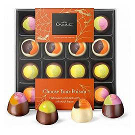 Hotel Chocolat Choose Your Poison Halloween Chocolate Box