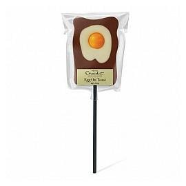 Hotel Chocolat Egg On Toast Chocolate Lolly