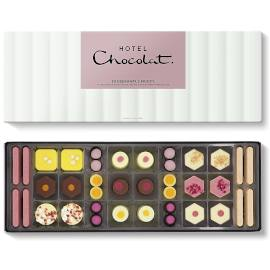 Hotel Chocolat Exuberantly Fruity Sleekster Chocolate Box