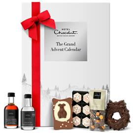 Hotel Chocolat Grand Chocolate Advent Calendar