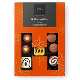 Hotel Chocolat Halloween Bites H-Box Chocolate Box