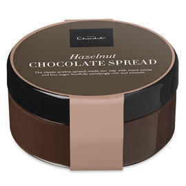 Hotel Chocolat Hazelnut Chocolate Spread