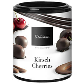Hotel Chocolat Kirsch Cherries Covered in Chocolate