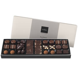 Hotel Chocolat Less Sweet Sleekster Chocolate Box