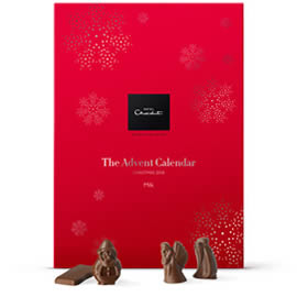 Hotel Chocolat Milk Chocolate Advent Calendar