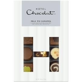 Hotel Chocolat Milk to Caramel H-Box Chocolate Box
