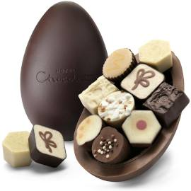 Hotel Chocolat Patisserie Chocolate Extra Thick Easter Egg