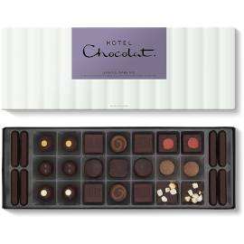 Hotel Chocolat Serious Dark Fix Sleekster Chocolate Box