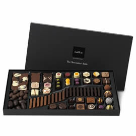 Hotel Chocolat The Chocolatier´s Table Luxury Chocolate Box