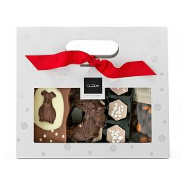 Hotel Chocolat The Christmas Chocolate Goody Bag