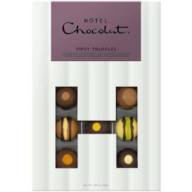 Hotel Chocolat Tipsy Truffles H-Box Chocolate Box