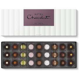 Hotel Chocolat Tipsy Truffles Sleekster Chocolate Box