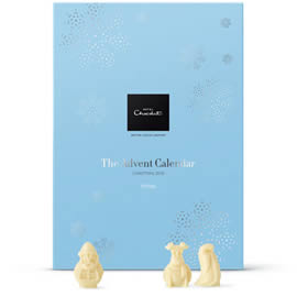 Hotel Chocolat White Chocolate Advent Calendar