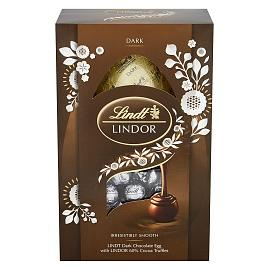 Lindt LINDOR Dark Chocolate Easter Egg 260g
