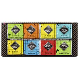 Michel Cluizel 1ers Crus de Plantation 16 Dark Chocolate Squares