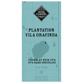 Michel Cluizel Vila Gracinda 67% Cocoa Dark Chocolate Bar