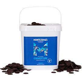 Montezuma's 74% Cocoa Dark Chocolate Couverture 3kg